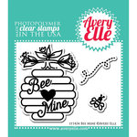 Avery Elle - Clear Acrylic Stamps - Bee Mine