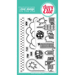 Avery Elle - Clear Acrylic Stamps - Super
