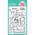 Avery Elle - Clear Acrylic Stamps - Furry Friends