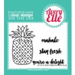 Avery Elle - Clear Acrylic Stamps - Stay Fresh