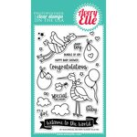 Avery Elle - Clear Acrylic Stamps - Special Delivery