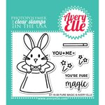 Avery Elle - Clear Acrylic Stamps - Pure Magic