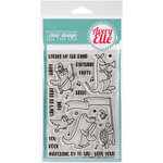 Avery Elle - Clear Acrylic Stamps - Band Camp