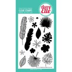 Avery Elle - Clear Acrylic Stamps - Tropics