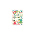 October Afternoon - Woodland Collection - Chip 'n Stick - Self Adhesive Chipboard - Variety