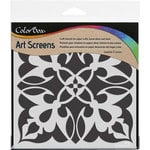 ColorBox - Art Screens - 6 x 6 Stencil - Tile