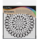 ColorBox - Art Screens - 6 x 6 Stencil - Traditional