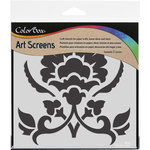 ColorBox - Art Screens - 6 x 6 Stencil - Ornamental