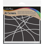 ColorBox - Art Screens - 6 x 6 Stencil - Cosmic