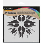 ColorBox - Art Screens - 6 x 6 Stencil - Nativie