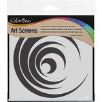 ColorBox - Art Screens - 6 x 6 Stencil - Spheres