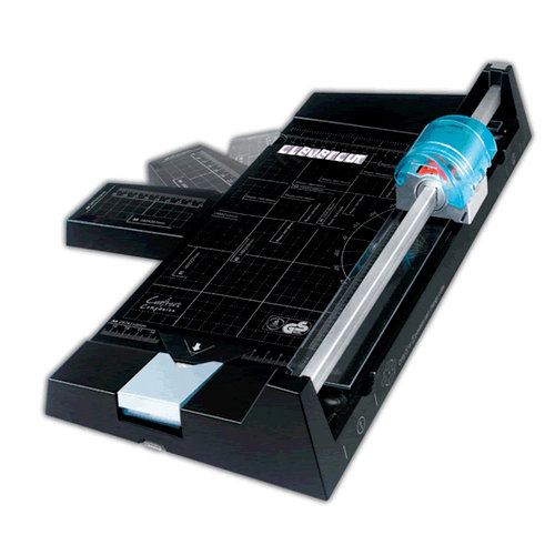 Crafter's Companion - Clevercut - 5 in 1 Paper Trimmer - 12 x 12 and A4 Size