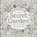 Chronicle Books - Secret Garden Coloring Book