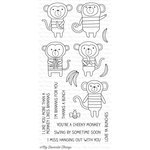 My Favorite Things - Clearly Sentimental - Clear Acrylic Stamps - Cheeky Monkey