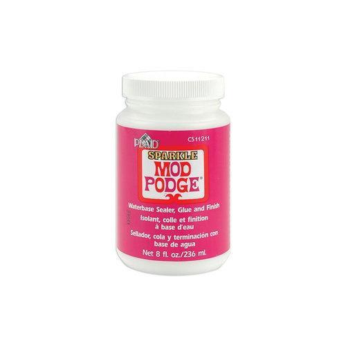 Plaid Enterprises - Mod Podge - Sparkle - 8 oz