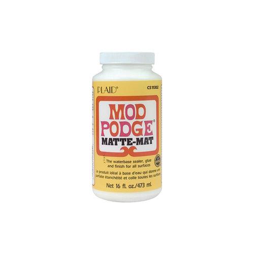 Plaid Enterprises - Mod Podge - Matte - 16 oz