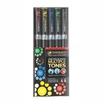 Chameleon Art Products Inc - Chameleon Color Tones - Primary Tones Marker Set - 5 Pack