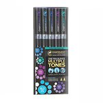 Chameleon Art Products Inc - Chameleon Color Tones - Cool Tones Marker Set - 5 Pack
