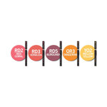Chameleon Art Products Inc - Chameleon Color Tones - Marker Set - Warm Tones - 5 Pack