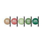 Chameleon Art Products Inc - Chameleon Color Tones - Marker Set - Nature Tones - 5 Pack