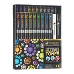 Chameleon Art Products Inc - Chameleon Color Tones - Deluxe Marker Set - 22 Pack