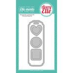 Avery Elle - Elle-Ments Dies - Bookmark