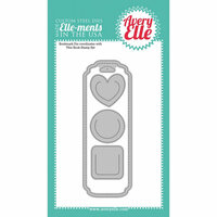 Avery Elle - Elle-Ments Dies - Bookmark
