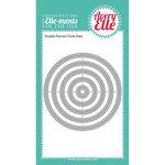 Avery Elle - Elle-Ments Dies - Double Pierced Circles