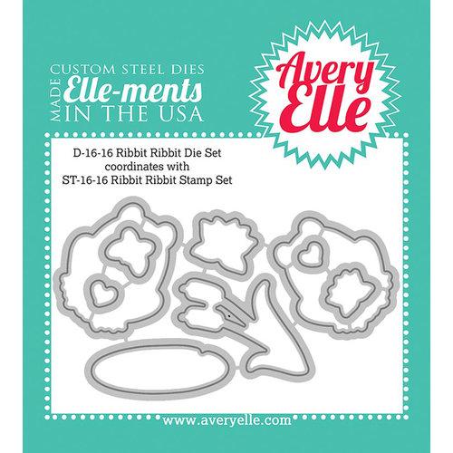 Avery Elle - Elle-Ments Dies - Ribbit Ribbit