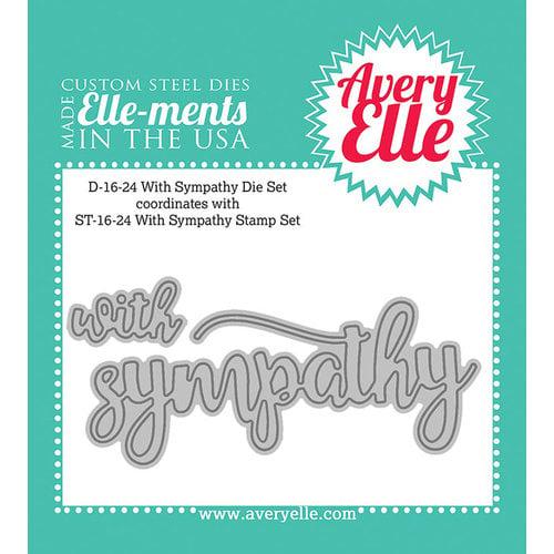 Avery Elle - Elle-Ments Dies - With Sympathy