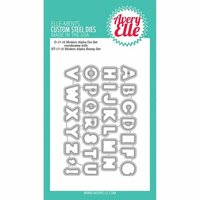 Avery Elle - Elle-Ments Dies - Modern Alphabet
