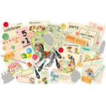 October Afternoon - Cakewalk Collection - Miscellany - Embellishment Pack