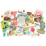 October Afternoon - Midway Collection - Miscellany - Embellishment Pack