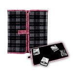 Mackinac Moon - Jewelry - Lap Bead Case - Plaid