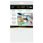Therm O Web - iCraft - Deco Foil - Iron-On Adhesive Transfer Sheet - 5 Pack