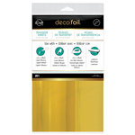 Therm O Web - iCraft - Deco Foil - 6 x 12 Transfer Sheet - Gold - 20 Pack