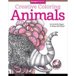 Design Originals - Creative Coloring - Animals