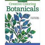 Design Originals - Creative Coloring - Botanicals