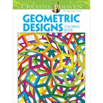 Dover Publications - Creative Haven - Geometric Designs