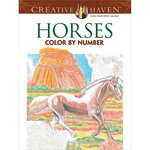Dover Publications - Creative Haven - Horses