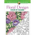 Dover Publications - Creative Haven - Floral Design
