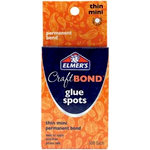 Elmer's - Craft Bond - Glue Spots - Thin Mini