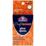Elmer's - Craft Bond - Glue Spots - Thin Medium