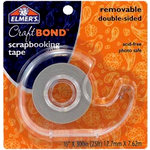 Elmer's - Craft Bond - Scrapbooking Double-Sided Tape - Repositionable
