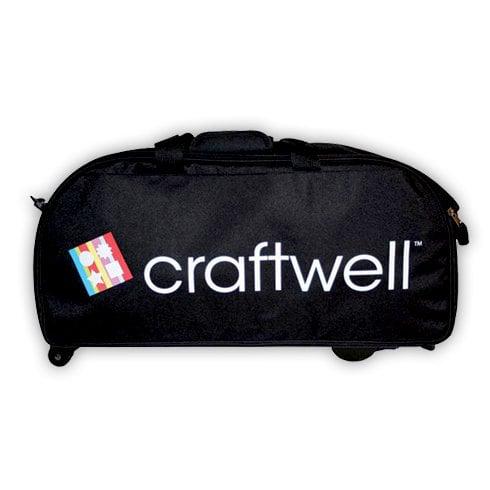Craftwell - eCraft - 12 Inch Electronic Cutting System - Wheeled Travel Bag