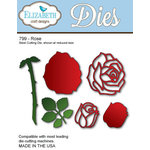 Elizabeth Craft Designs - Metal Die - Rose