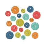 October Afternoon - 9 to 5 Collection - Buttons