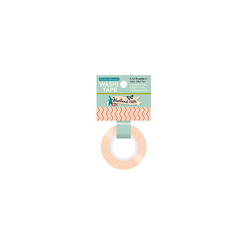 October Afternoon - Woodland Collection - Washi Tape - Chevron