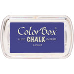 ColorBox - Fluid Chalk Ink Pad - Mini - Concord