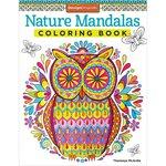 Design Originals - Nature Mandalas Coloring Book